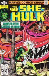 The Savage She-Hulk #5 (1980)