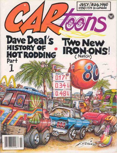 CARtoons #[115] (1980)