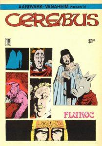 Cerebus #18 (1980)