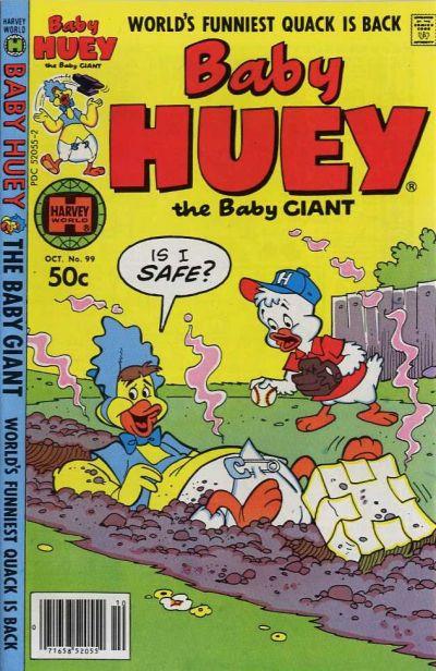 Baby Huey the Baby Giant #99 (1980)