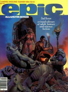 Epic Illustrated #2 (1980)