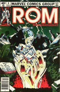 ROM #8 (1980)