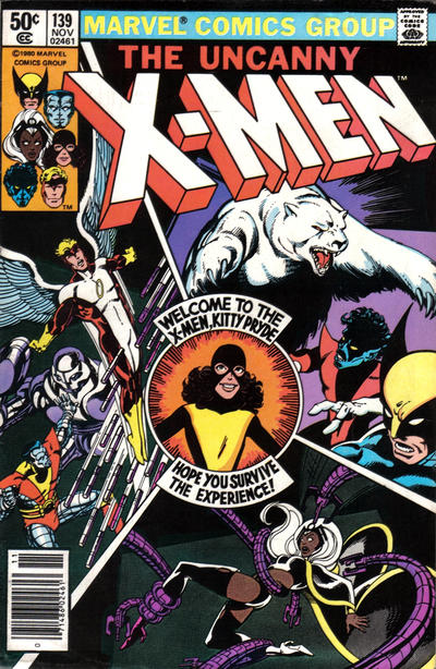 X-Men #139 (1980)