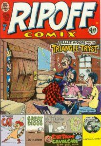 Rip Off Comix #7 (1980)