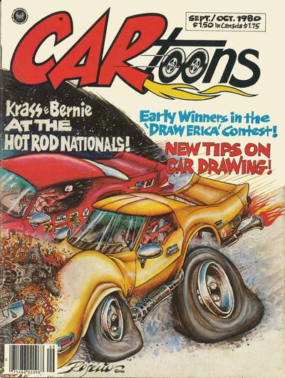 CARtoons #[116] (1980)