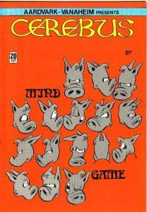 Cerebus #20 (1980)