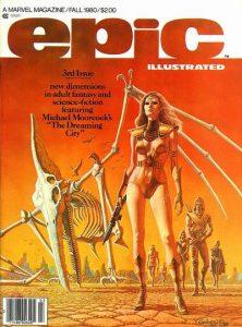 Epic Illustrated #3 (1980)