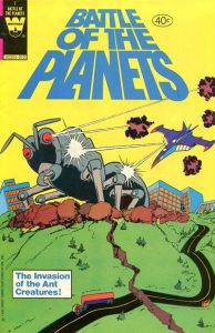Battle of the Planets #7 (1980)