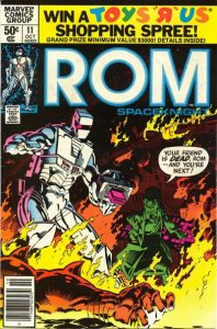 ROM #11 (1980)