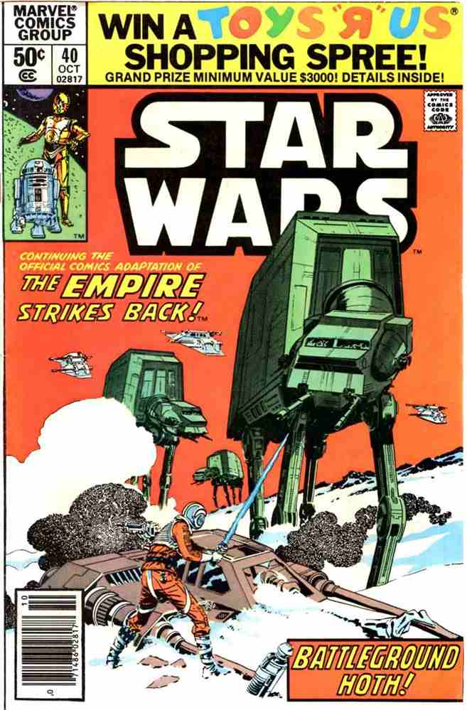 Star Wars #40 (1980)