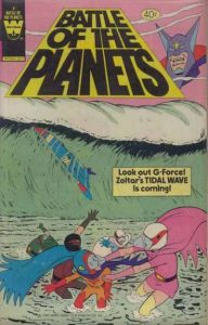 Battle of the Planets #8 (1980)