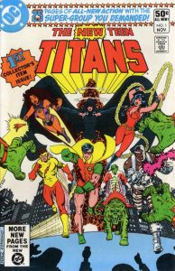 The New Teen Titans #1 (1980)