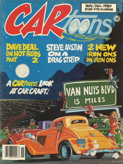 CARtoons #[117] (1980)