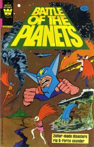 Battle of the Planets #9 (1980)