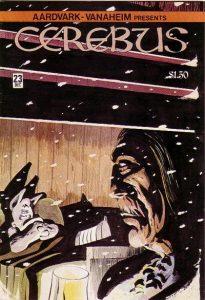 Cerebus #23 (1980)