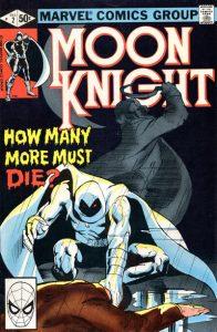 Moon Knight #2 (1980)