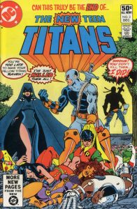 The New Teen Titans #2 (1980)
