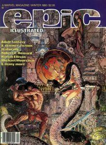 Epic Illustrated #4 (1980)