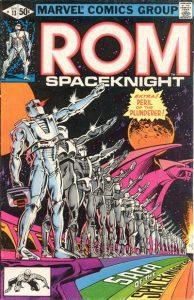 ROM #13 (1980)