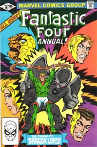 Fantastic Four Annual #16 (1981)