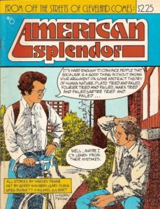 American Splendor #6 (1981)
