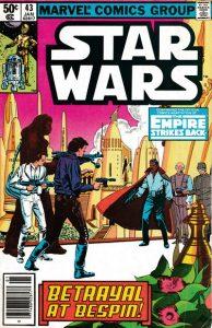 Star Wars #43 (1981)