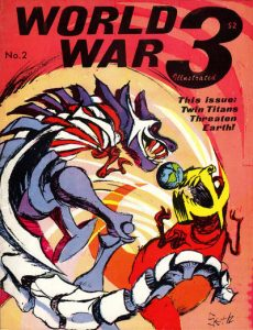 World War 3 Illustrated #2 (1981)