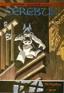 Cerebus #24 (1981)