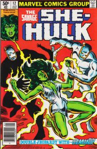 The Savage She-Hulk #12 (1981)