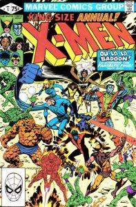 X-Men Annual #5 (1981)
