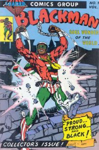 Blackman #1 (1981)