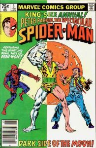 The Spectacular Spider-Man Annual #3 (1981)
