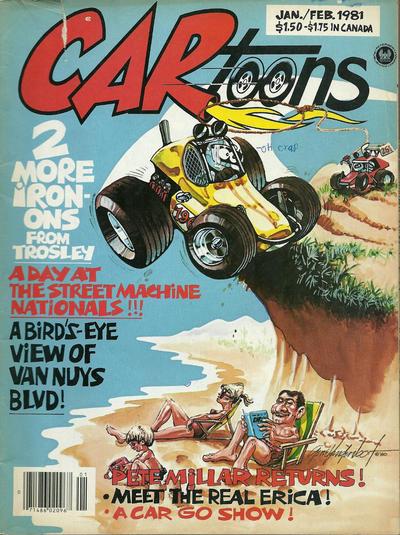 CARtoons #[118] (1981)
