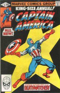 Captain America Annual #5 (1981)