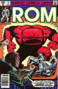 ROM #14 (1981)