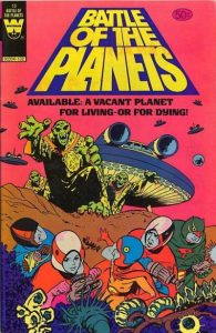 Battle of the Planets #10 (1981)