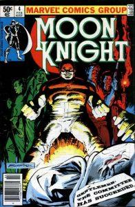 Moon Knight #4 (1981)