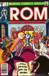 ROM #15 (1981)