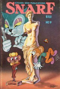Snarf #9 (1981)
