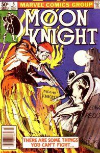 Moon Knight #5 (1981)