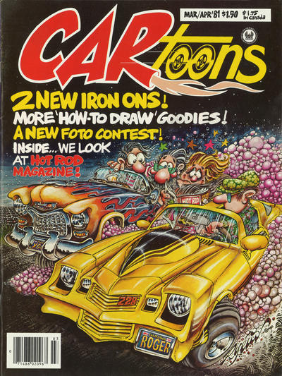 CARtoons #[119] (1981)