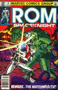 ROM #16 (1981)