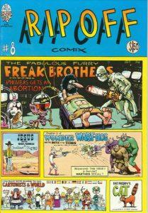 Rip Off Comix #8 (1981)