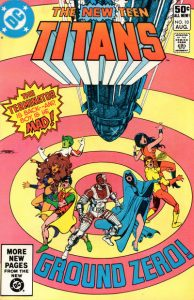 The New Teen Titans #10 (1981)