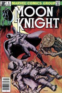Moon Knight #6 (1981)