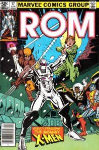 ROM #17 (1981)