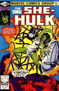 The Savage She-Hulk #16 (1981)