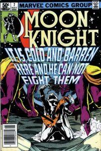 Moon Knight #7 (1981)