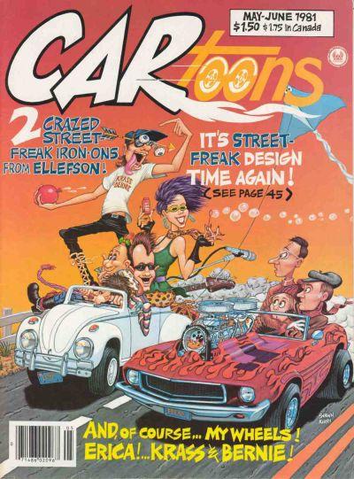 CARtoons #[120] (1981)