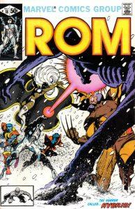 ROM #18 (1981)